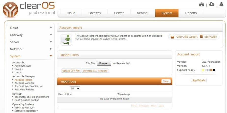 account-import